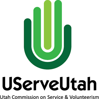 UServeUtah logo stacked